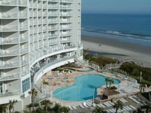 Timeshares In Florida >> Wyndham Vacation Resorts Towers on the Grove at North Myrtle Beach | Wyndham Towers on the Grove ...